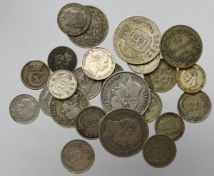 Dania, Zestaw monet (23 egz)
