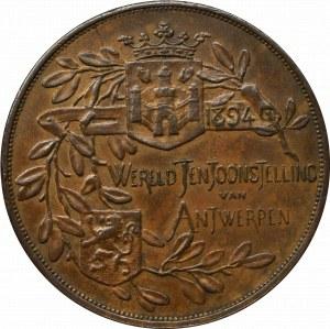 Francja, Medal Wystawa d'Anvers 1894
