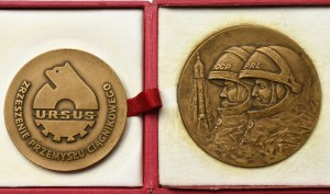 PRL, Zestaw medali