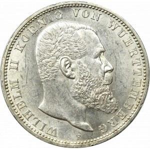 Niemcy, Wirtembergia, 5 marek 1913