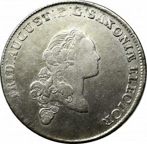 Germany, Saxony, Friedrich August III, taler 1764