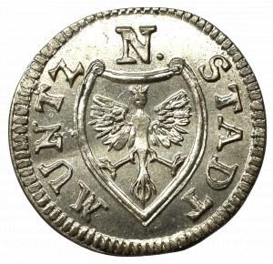 Germany, Nurnberg, 4 pfennige 1774
