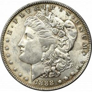USA, Dolar 1888 Morgan Dollar