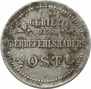 Ober-Ost, 3 kopecks 1916 A
