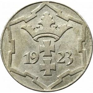 Free City of Danzig, 10 pfennig 1923