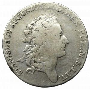 Stanisław August Poniatowski, Półtalar 1776 E.B.
