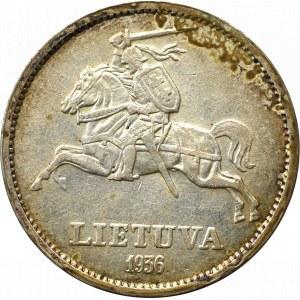 Lithuania, 10 litu 1936