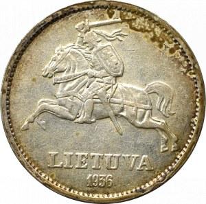 Litwa, 10 litów 1936 - Witold