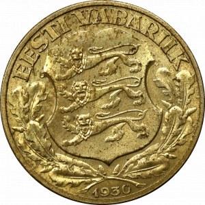Estonia, 2 krooni 1930