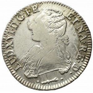 France, Ludovic XV, Ecu 1779, Pau