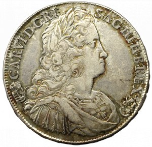 Hungary, Carolus VI, Thaler 1738 KB