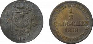 Niemcy, Prusy, Zestaw monet