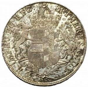 Węgry, Maria Teresa, Talar 1766 KB