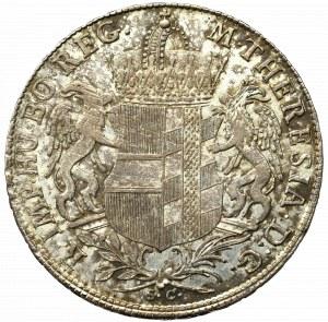Hungary, Maria Theresa, Thaler 1766 KB