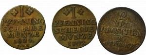 Niemcy, Zestaw monet
