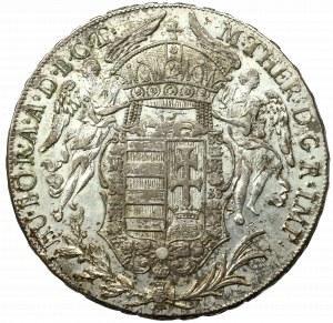 Hungary, Maria Theresa, Thaler 1780
