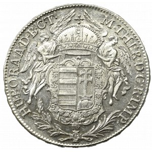 Węgry, Maria Teresa, 1/2 Talara 1780