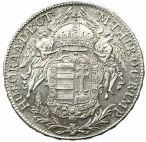 Hungary, Maria Theresa, 1/2 Thaler 1780