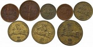 Litwa, Zestaw 1-50 centu