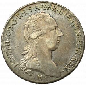 Austria, Joseph II, Thaler 1790 M