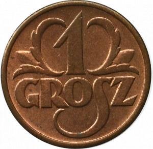 II Rzeczpospolita, 1 grosz 1938