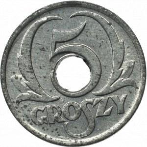 GG, 5 groschen 1939