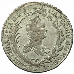 Austria, Maria Theresa 20 kreuzer 1764