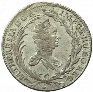 Austro-Węgry, Maria Teresa, 20 krajcarów 1764