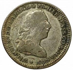 Niemcy, Hanau-Münzenberg, 20 krajcarów 1766