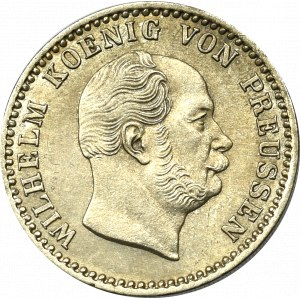 Germany, Preussen, 2-1/2 silver groschen 1872