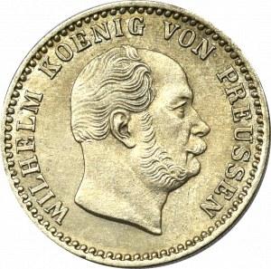 Niemcy, Prusy, 2-1/2 grosza 1872