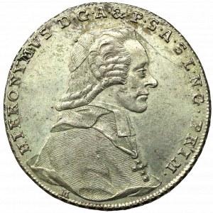Austro-Węgry, Salzburg 20 krajcarów 1778