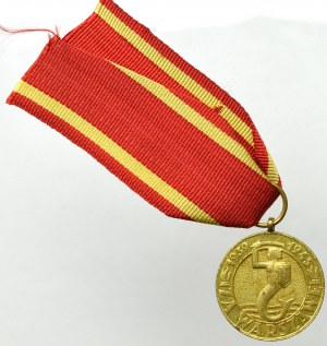 PRL, Medal Za Warszawę