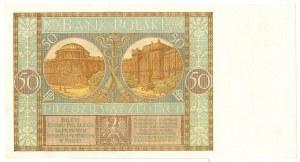 II Rzeczpospolita, 50 złotych 1929 EA.