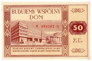 50 i 100 złotych serie E 484102 i A 787701