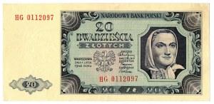 PRL, 20 i 50 złotych 1948 - zestaw