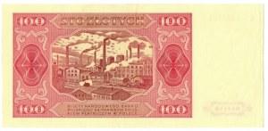 PRL, 100 złotych 1948 KG
