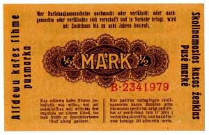 Ober Ost, 1/2 marki Kowno 1918