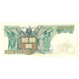 500.000 złotych 1990 C