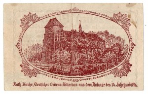 Nowy Staw, 10 fenigów 1920