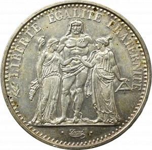 Francja, 10 franków 1968