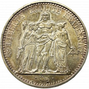 Francja, 10 franków 1972