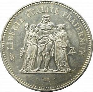 Francja, 50 franków 1974
