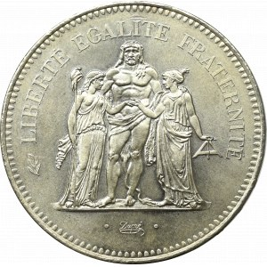 Francja, 50 Franków 1976