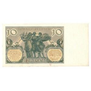 II Rzeczpospolita, 10 złotych 1929 EU - zestaw 2 egzemplarze