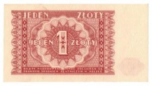 PRL, 1 złoty 1946