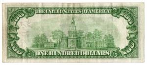 USA, 100 dolarów 1928
