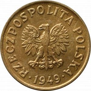 PRL, 50 groszy 1949 - CuNi
