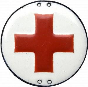 Niemcy(?), Plakietka Czerwonego Krzyża