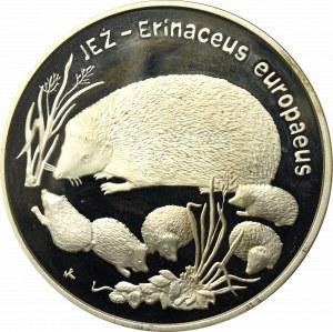 III RP, 20 złotych 1996 Jeż